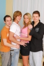 Bisex Creampie Orgy picture 4