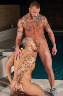 Derek Parker & Jordano Santoro Picture