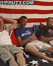 Dirk, Luke & Tuffy Picture