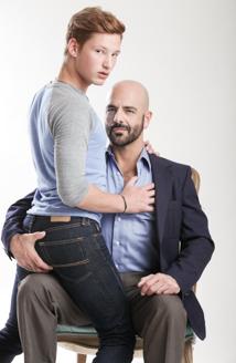 Adam Russo & Casey Tanner Picture
