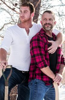 Connor Maguire & Dirk Caber Picture