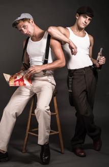 JD Phoenix & Kory Houston Picture