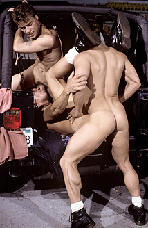 Greased Up - Photo Set 04 Picture