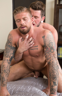 Johnny Hill is Donovan Wilde's First Fuck Picture