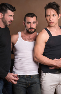 Billy Santoro, Jaxton Wheeler, Jackson Cooper & Gabriel Alanzo Picture