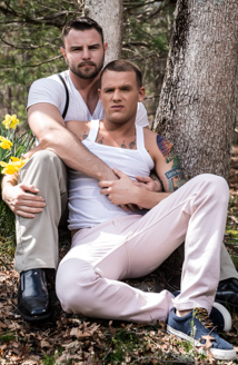 Brandon Wilde & Nick Sterling Picture