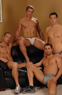 Marcus,Rod, Zac & Tyler Picture